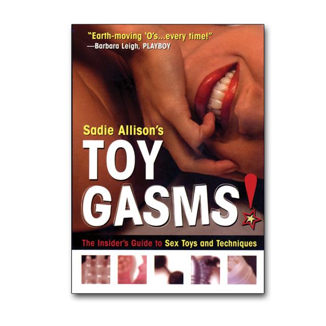 Toy Gasms Book