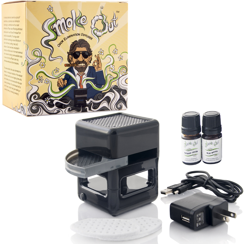 Smoke Out Diffuser Cigar Guy-Deluxe Kit